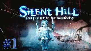 Silent Hill Shattered Memories - Gameplay Walkthrough Part 1 [No Commentary]
