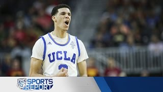 Highlights: UCLA Men's Basketball Edges Rival USC In Pac-12 Tournament Quarterfinals