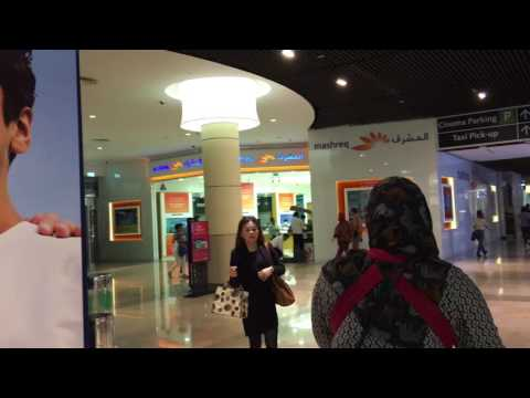 Rezos en el Dubai Mall