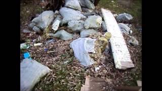 Москва-река, Лыткарино. 19.11.2013 | Мусор, загрязнение окружающей среды.(, 2013-11-27T20:23:52.000Z)