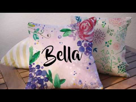 Decorative Throw Pillows and Covers