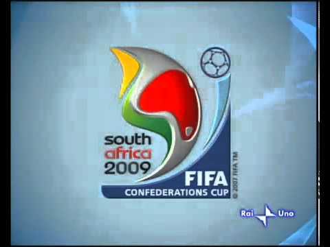 Bumper rai Sud Africa 2009 FIFA Confederations Cup