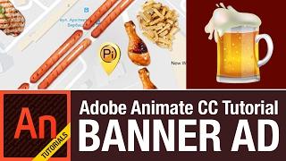 Animatie CC Tutorial: Maak een Banner Advertentie