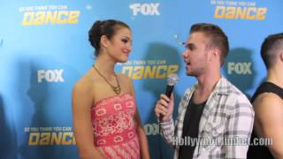 Jacque LeWarne Top 10 - SO YOU THINK YOU CAN DANCE Season 11