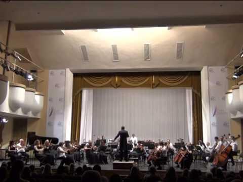 Руденко, Андрей - Увертюра к симфонической сюите