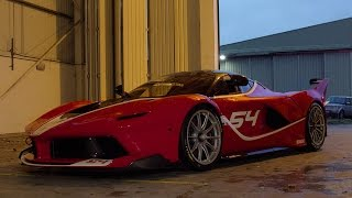 Ferrari FXX K Walkaround   Top Gear   BBC