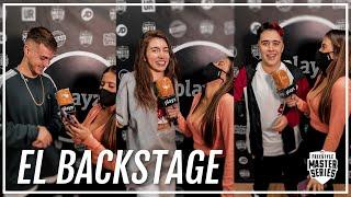 Entrevistas en el backstage | Jornada 7 | FMS España 2020