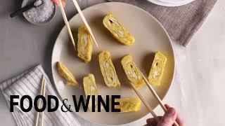 Tamagoyaki: Rolled Japanese Omelette | Recipe | Food & Wine