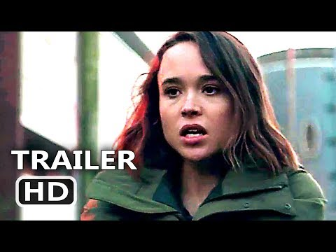 THE CURED   2018 Ellen Page Zombie Movie HD