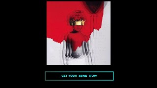 Rihanna Work Brits Mix (Ft. SZA + Drake)