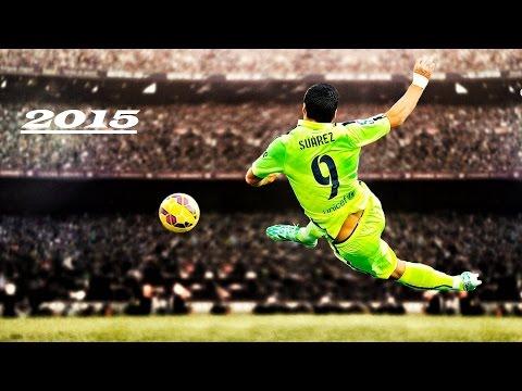Luis Suárez - FC Barcelona - Goals/Skills/Assists - 2014/2015 | HD