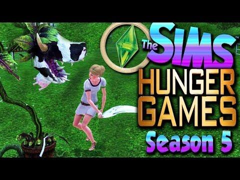 Sims 3 HUNGER GAMES - SEASON 5 Intro!