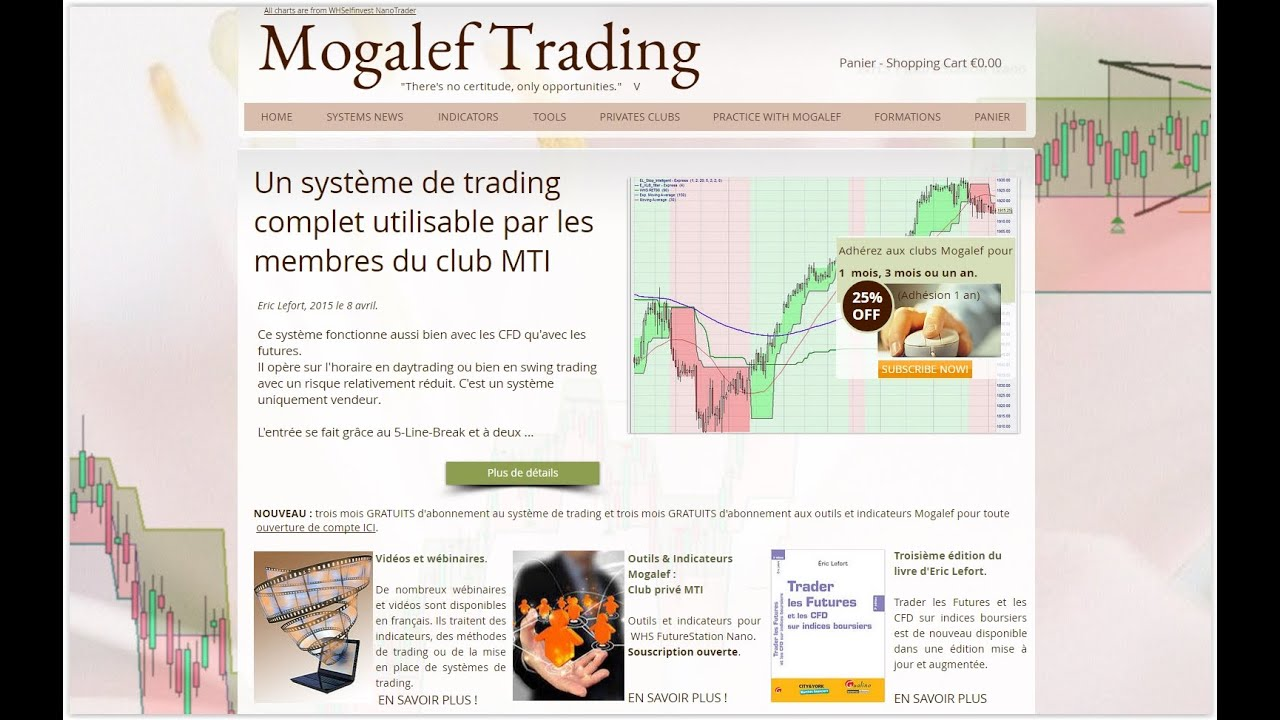 Dax cfd trading system