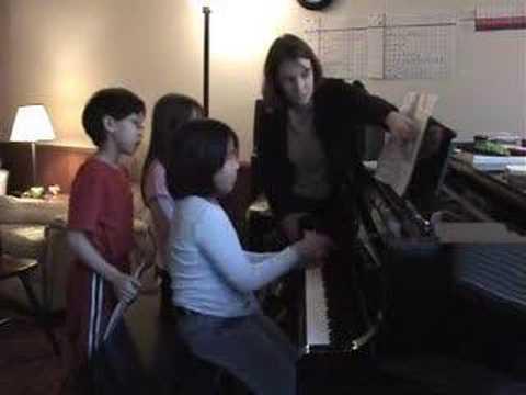 Group Piano Teaching Ideas