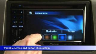 Pioneer AVH-P3300BT Car Stereo Demo | Crutchfield Video