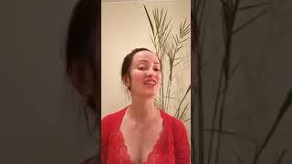 Фейсбилдинг подбородок, урок ведет Виктория Баско