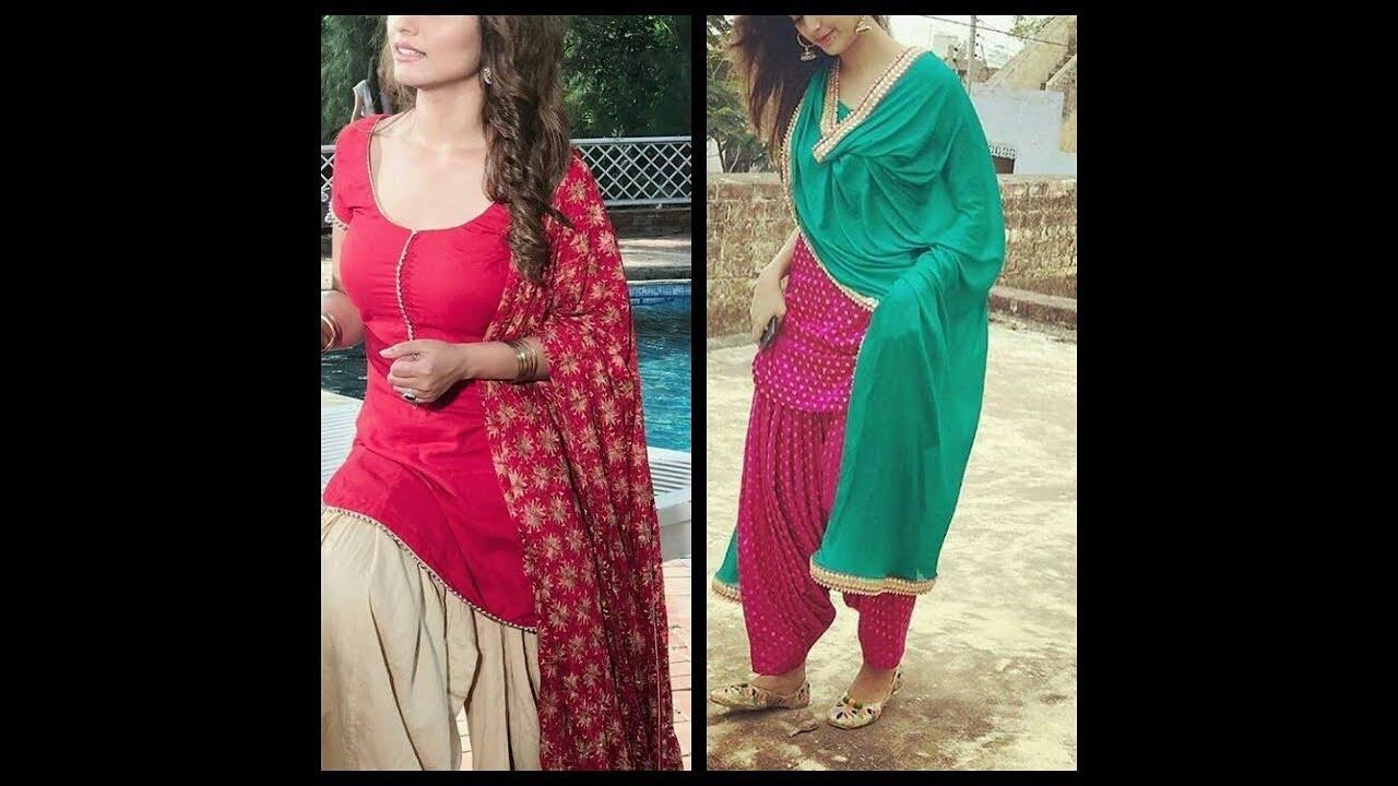 32209869b New Punjabi Suit #Patiala Shahi Salwar Suit #2017# Online Punjabi Suit  #Designer suits#beautiful