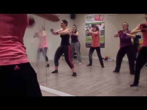 Cours Piloxing® 2015