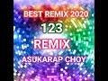 123 remix asukarap choy 2020