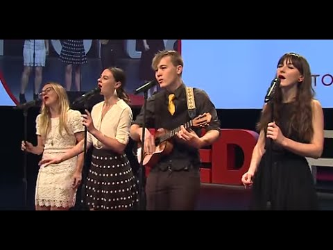Tomorrows Sound of Music | The von Trapps | TEDxPortland