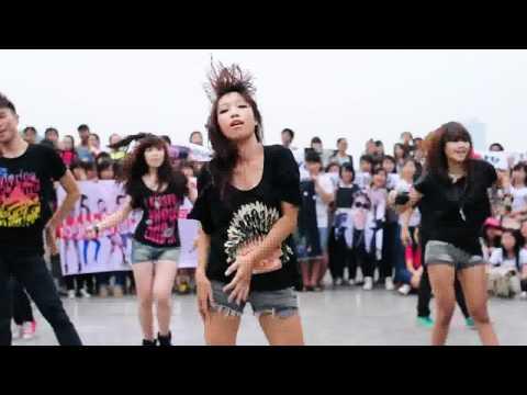 Hà Nội  Fan 2NE1 nhảy cực  sung  trong công viên Thống Nhất   Đời sống   Kênh14 vn