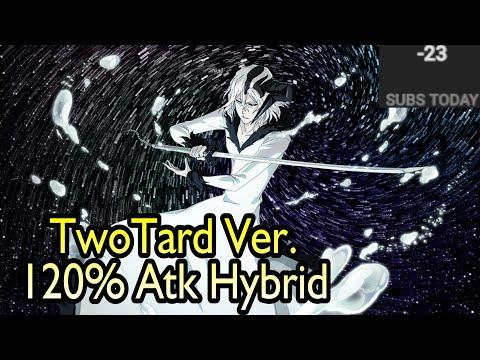 White Zangetsu (TwoTards Ver ) Vs Inheritance Zone - Hybrid
