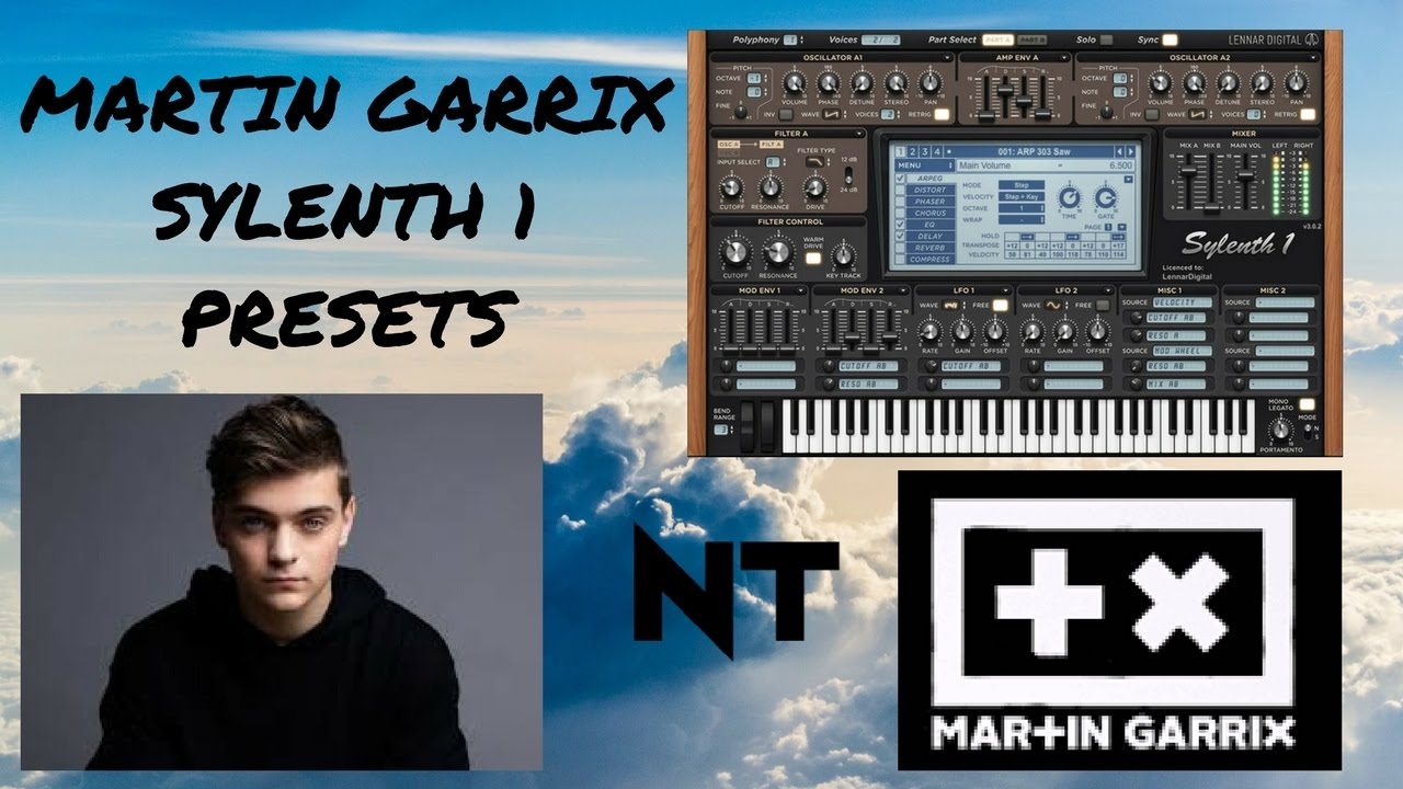 Martin Garrix Sylenth1 Presets (100 SUSCRIBERS SPECIAL) FREE DOWNLOAD