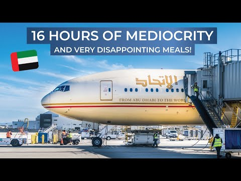 TRIPREPORT | Etihad Airways (ECONOMY) | Los Angeles - Abu Dhabi | Boeing 777-300ER