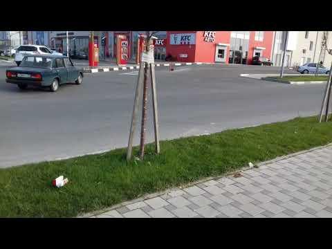 #389.Анапа. Дорога к ЖК РАЗ ДВА ТРИ превращается в помойку!!!