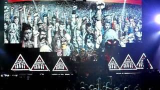 Ten Thousand Fists- Disturbed Live, Winston Salem, February 1st, 2011
