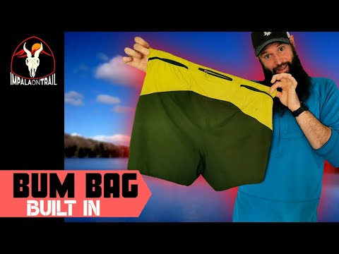 Patagonia Strider Pro Shorts (The best shorts for backpacking)
