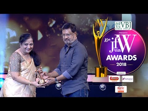 ISRO scientist TK Anuradha laughs at Tik Tik Tik moment | JFW Awards 2018