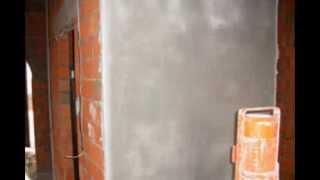 Гипсовая штукатурка машинным способом, Гипсовая штукатурка механического нанесения(http://stroybud.uaprom.net тел - 067 440 17 58 Бригада штукатуров с опытом 10 лет предлагает вам свои услуги по выравниванию..., 2014-11-05T17:42:55.000Z)