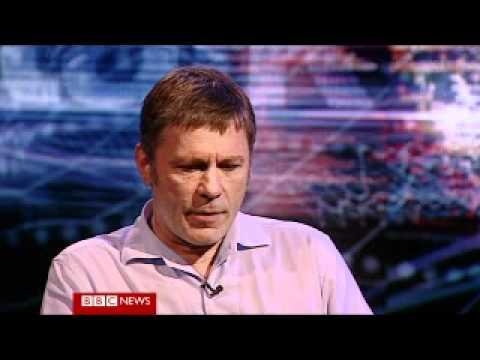 Bruce Dickinson Interview - BBC HardTalk part 2