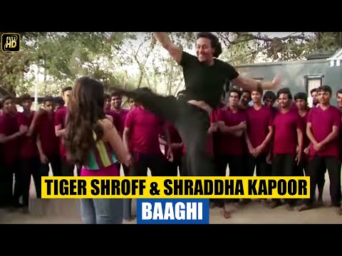 Baaghi Promotional Events 2016 | Tiger Shroff, Shraddha Kapoor