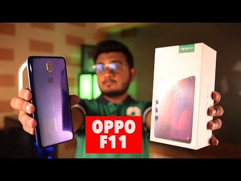 Oppo F11 Unboxing | The Under-rated Device.