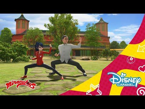 Tráiler exclusivo de Ladybug en Shanghái: La leyenda de Ladydragón | Disney Channel Oficial