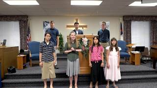 Kids Sunday School Livestream (Week 11)