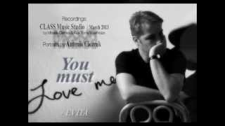 Mugur Kreiss - YOU MUST LOVE ME