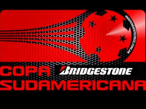 Música Copa Bridgestone Sudamericana 2011