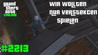GTA 5 ONLINE Die Polizei macht alles kaputt  #2213 Let`s Play GTA V Online PS4 2K