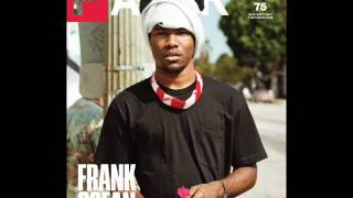 Frank Ocean - Thinking About You Instrumental (download link)