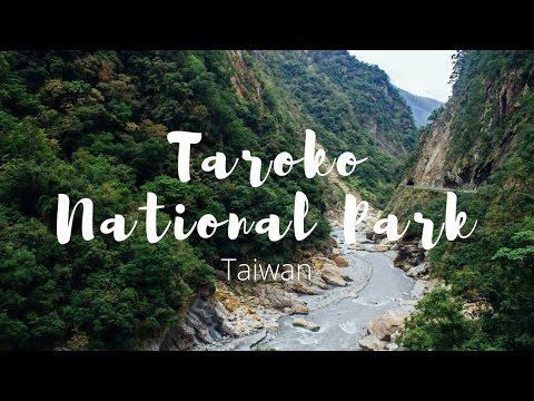 Scootering Around Taroko National Park | Taiwan