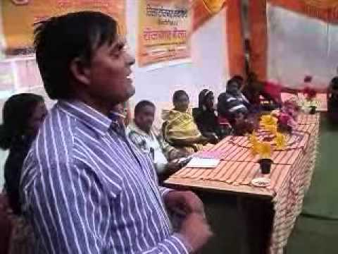 aajeevika film job fair rural youth dist dindori mp youtube