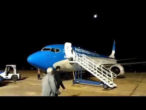 [Reporte de vuelo] Resistencia - Buenos Aires/Aeroparque en Aerolíneas Argentinas