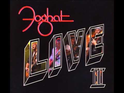 Foghat - Drivin' Wheel (LIVE II audio only)