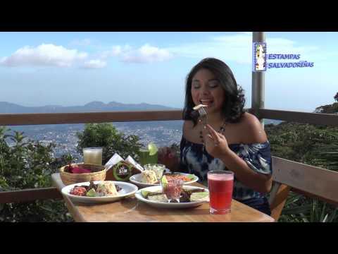 Restaurante Café San Cristóbal, El Boquerón, San Salvador.