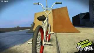 Touch Grind BMX - iPad (3rd Generation) Gameplay (HD)