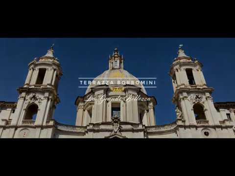 Terrazza Borromini Ristorante Rooftop Roma