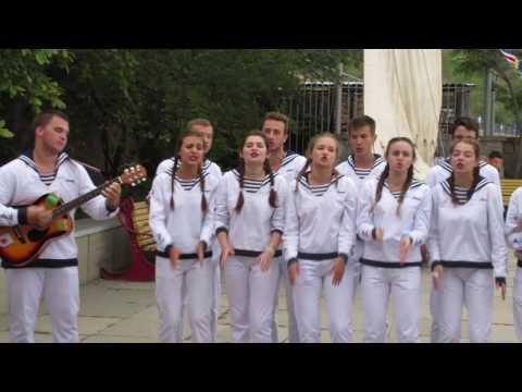 """Лагерь """"Полевой"""" на песенном этапе 10 смены 2016 года"""